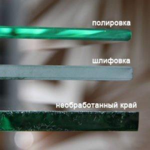 Шлифовка стекла; полировка стекла